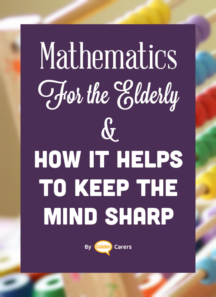 The stereotype that women do not enjoy math may be one reason why there are fewer math resources available for your residents to enjoy. Using math keeps the brain sharp!