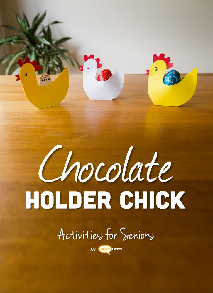 Celebrate Easter Sunday by placing a Chocolate Chick on the breakfast table for each client.  These lovely and festive Easter chicks are easy to make!