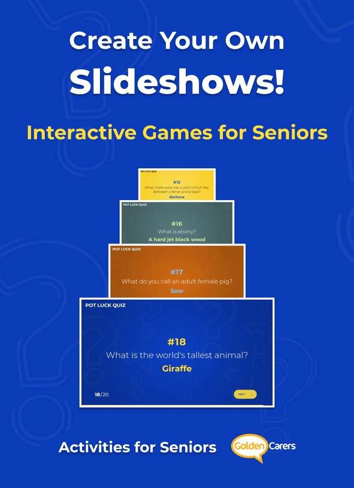 Create Your Own Slideshow!