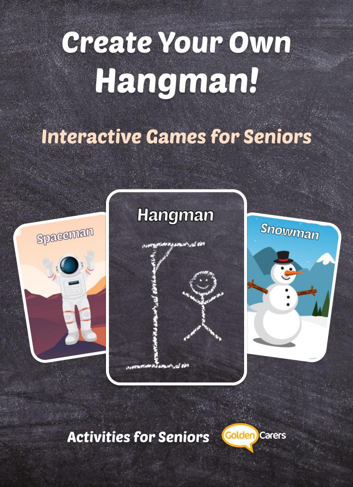Create Your Own Hangman!