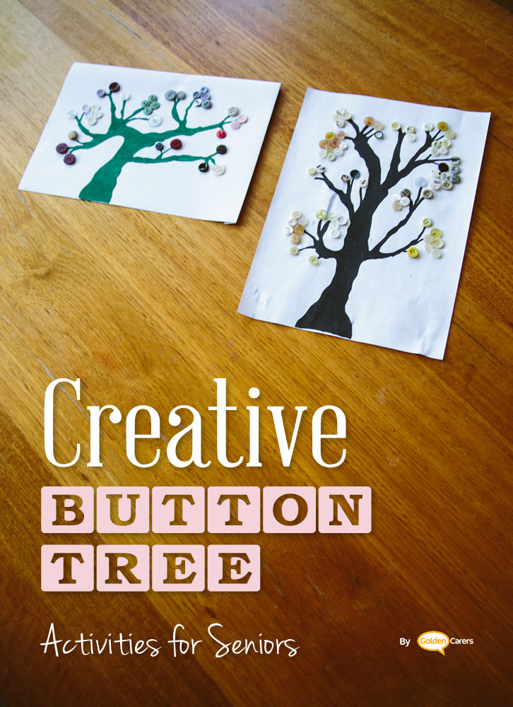 This is a creative activity and residents should be encouraged to draw their own picture; a tree or a silhouette of a person or animal. For those unable to draw, two templates have been provided.