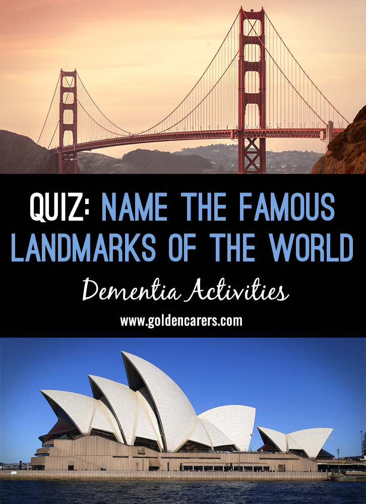 This is a Montessori based activity where images are matched with the words that describe them. The theme for this activity is: Famous Landmarks of the World