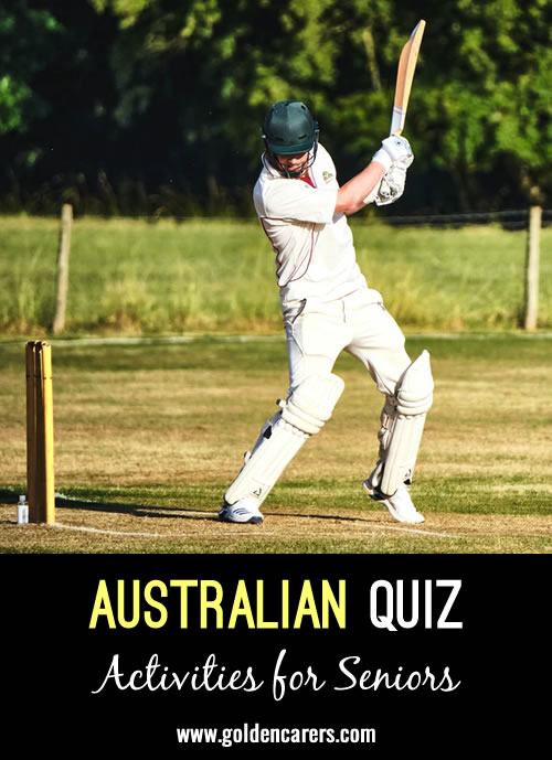 Australian Quiz #2