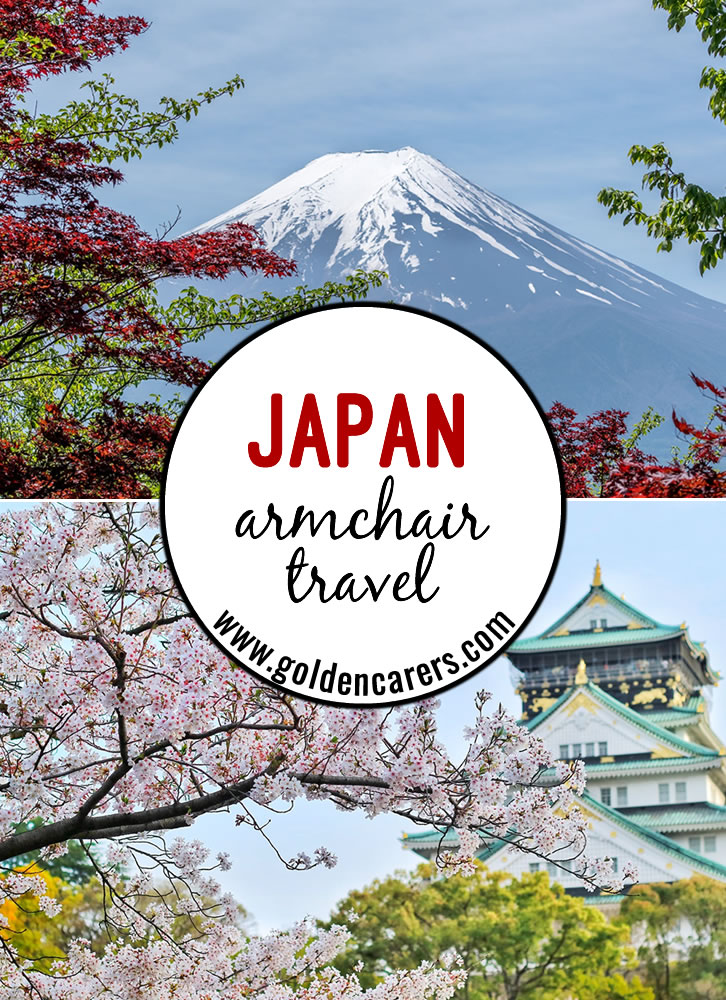 Armchair Travel to Japan