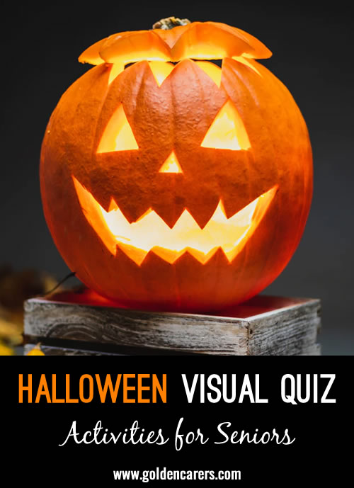Halloween Powerpoint Quiz