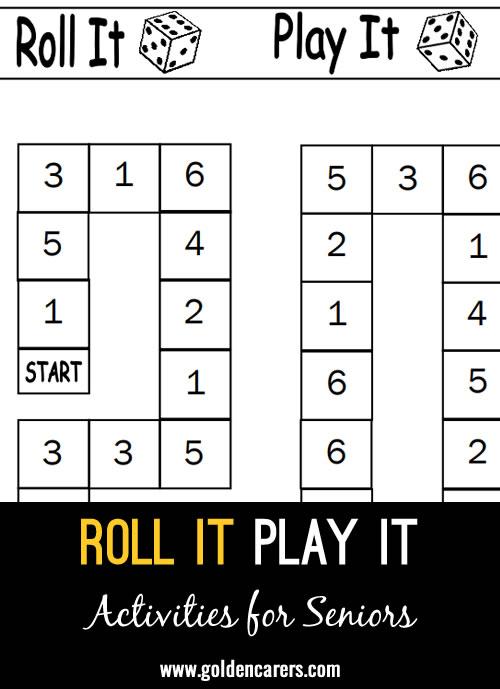 Roll It, Play It