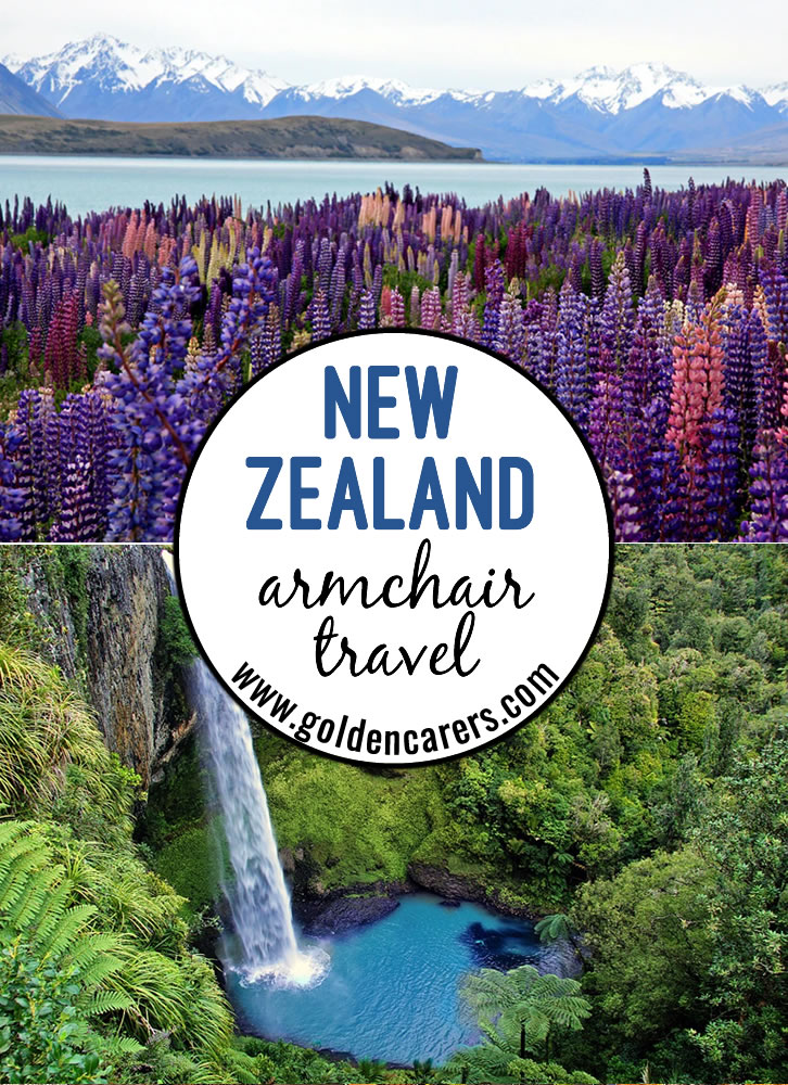 Armchair Travel to New Zealand