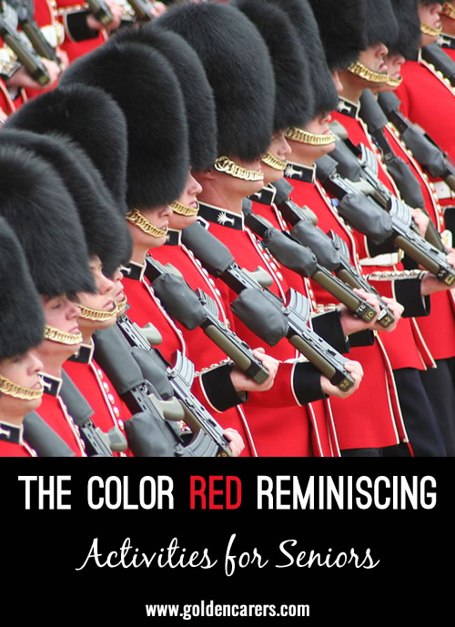 Humans have had strong sentiments about the color red for thousands of years. Here are some interesting facts and historical trivia about the color red/