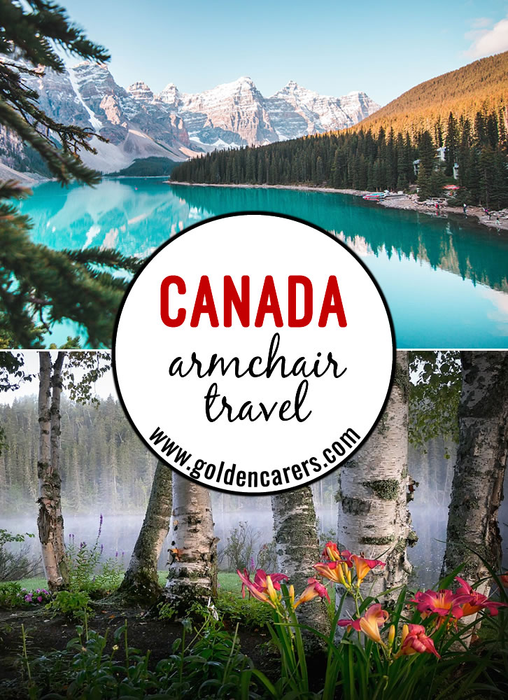 Armchair Travel to Canada
