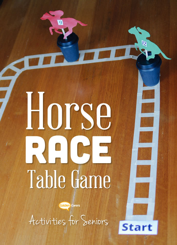 The race that stops Australia is contested by horses from all over the world. This is a fun horse race game you can play to celebrate!