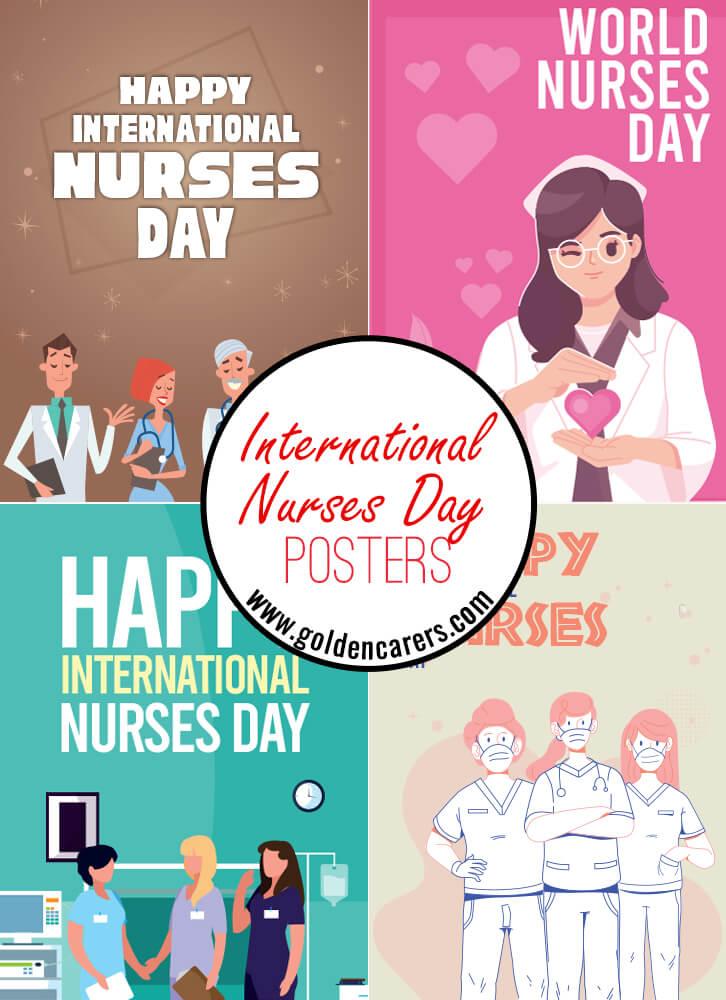 International Nurses Day Posters