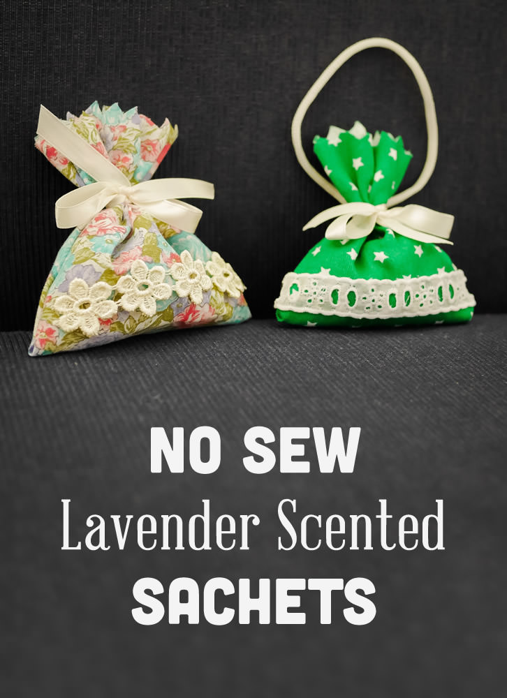 Lavender sachets can be hung in wardrobes or placed in drawers or given as gifts to friends. This is a stimulating activity for seniors!