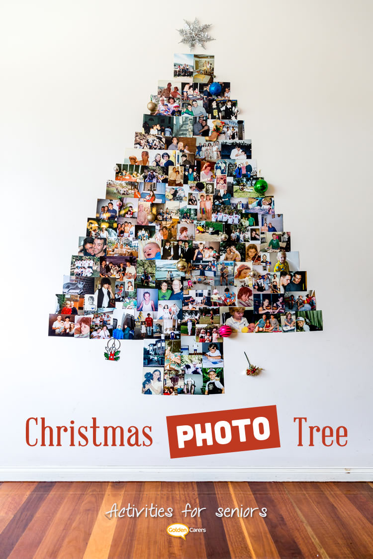 Photo Christmas Tree