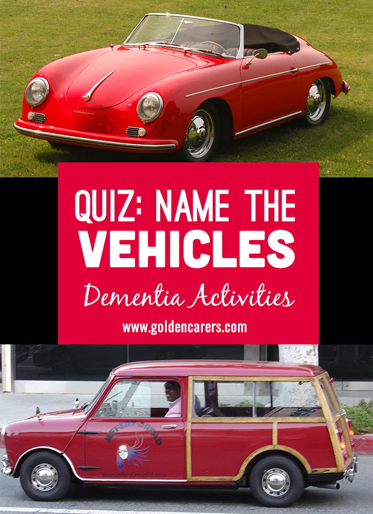 This is a Montessori based activity where images are matched with the words that describe them. The theme for this activity is: Vehicles.