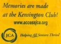 Member: Kensington Club