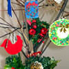 Wooden Branch Christmas Trees