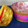 Recycled Paper Mâché Bowls