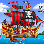 Talk like a Pirate Day (Sep 2018 19th)