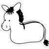 Melbourne Cup Horse
