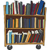 Book Trolley / News and Views