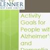 Activity Goals Presentation