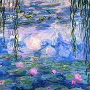 Claude Monet's Birthday (Nov 2017 14th)