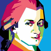 Mozart's Birthday (Jan 2020 6th)
