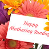Happy Mothering Sunday Poster