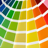 Recycled Paint Swatches Game