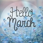 * March Anytime *