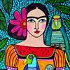 Artist Impression - Frida Khalo - 2