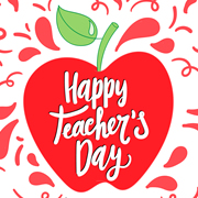World Teachers Day (Oct 2019 5th)