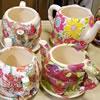 Tea Pot planters