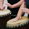 Drum Circle Activity for the Elderly