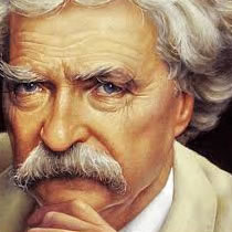 Mark Twain's Birthday (Nov 2018 30th)