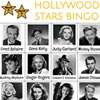 Hollywood Stars Bingo