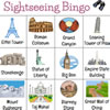 Sightseeing Bingo
