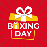 Boxing Day (Dec 2020 26th)