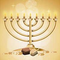 Hanukkah (Dec 2020 10th)