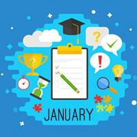 General Activities - January (Jan 2020 1st)