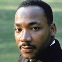 Martin Luther King Day (Jan 2020 21st)