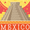 Mexico Travel Posters