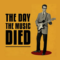 Remembering Buddy Holly, Ritchie Valens & Big Bopper (Feb 2021 3rd)