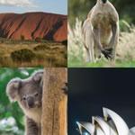 Australian Landmarks Posters