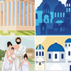 Greece Travel Posters