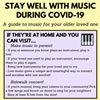 Using Music With Older Adults During Covid-19
