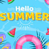 Summer Poster #3