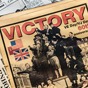 Victory in Europe Day (may 8th)