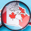 Printable Map of Canada Puzzle