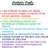 The Artist's Oath